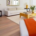 Engineered Natural Oak Wooden Flooring Installation London