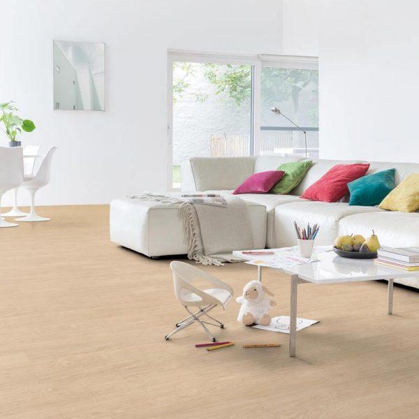 Quickstep Livyn Balance Click V4 Select Oak Light BACL40032 - Room