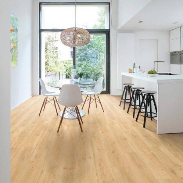 Quickstep Livyn Balance Click Plus V4 Drift Oak Beige BACP40018 - Room