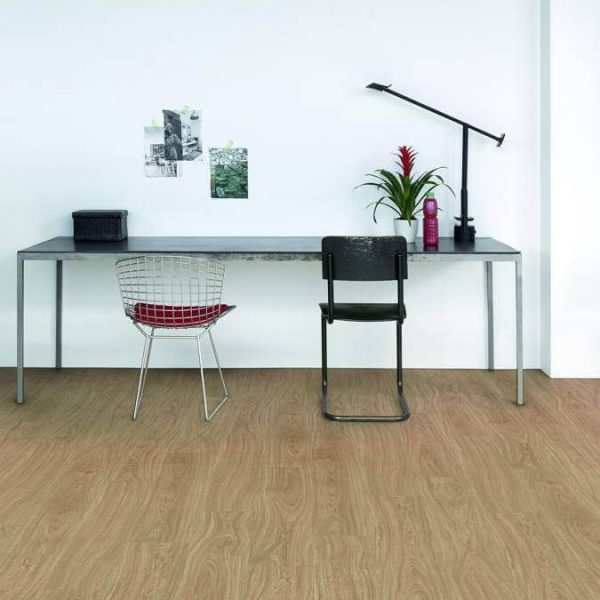 Quickstep Livyn Balance Click Plus V4 BACP40021 Contemporary Oak Light Natural - Room