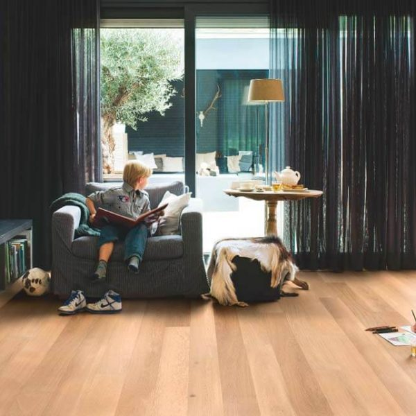 Quickstep Castello Pure Oak Matt CAS1341S - Room