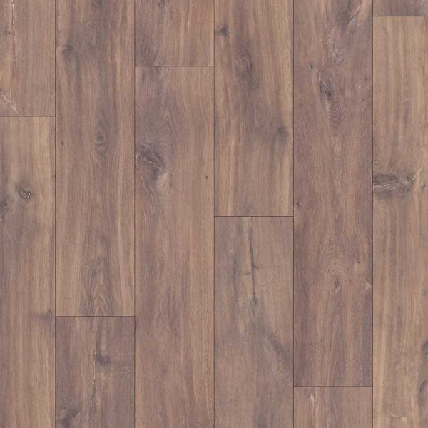 Quickstep Classic Midnight Oak Brown Planks CLM1488