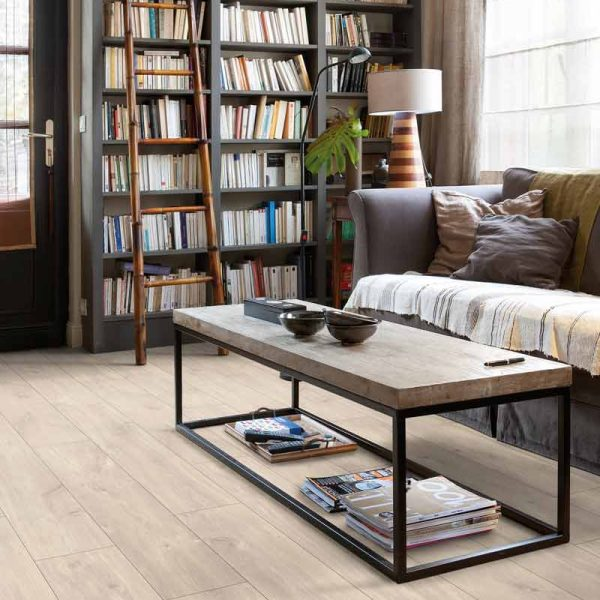 Quickstep Classic Havana Oak Natural Planks CLM1655 - Room