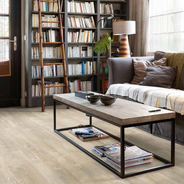 Quickstep Creo Charlotte Oak Brown CR3177 - Room