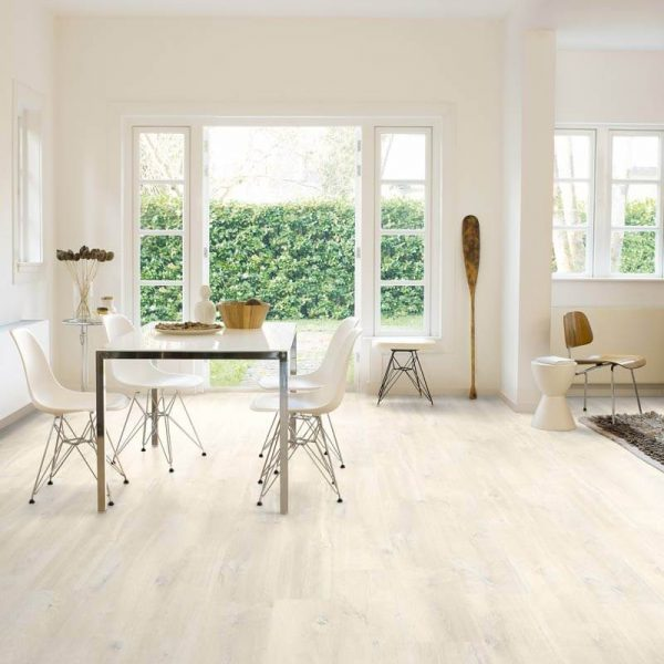 Quickstep Creo Charlotte Oak White CR3178 - Room