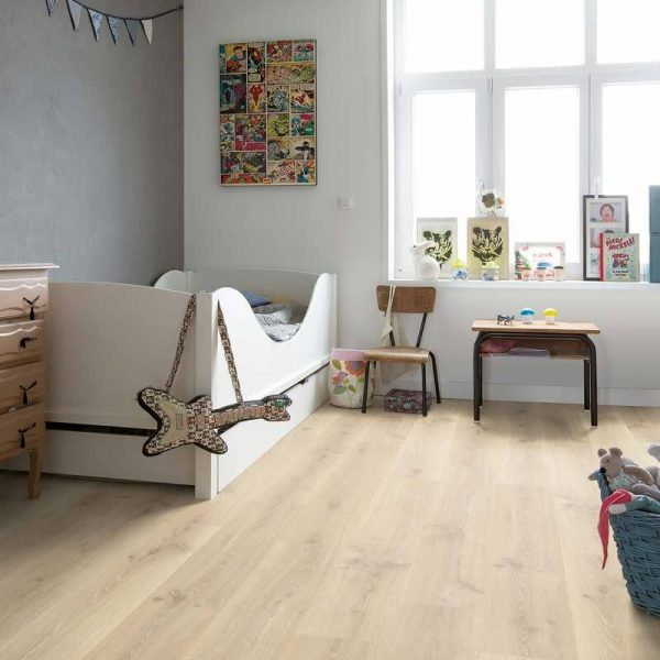 Quickstep Creo Tennessee Oak Light Wood CR3179 - Room
