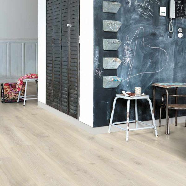 Quickstep Creo Tennessee Oak Grey CR3181 - Room