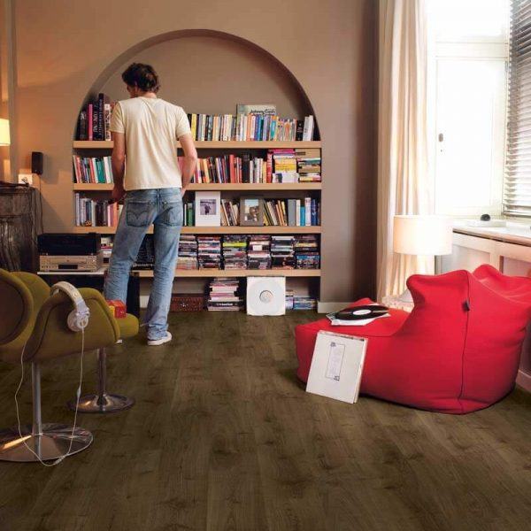 Quickstep Creo Virginia Oak Brown CR3183 - Room
