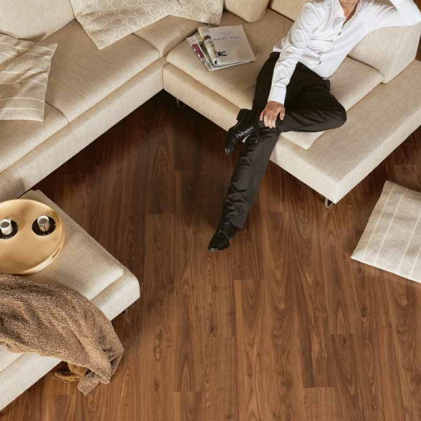 Quickstep Eligna Oiled Walnut Planks EL1043 - Room