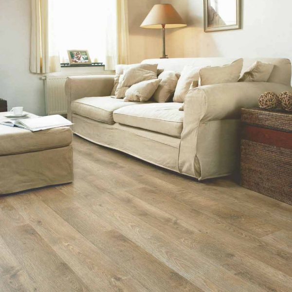 Quickstep Eligna Old Oak Matt Oiled Planks EL312 - Room