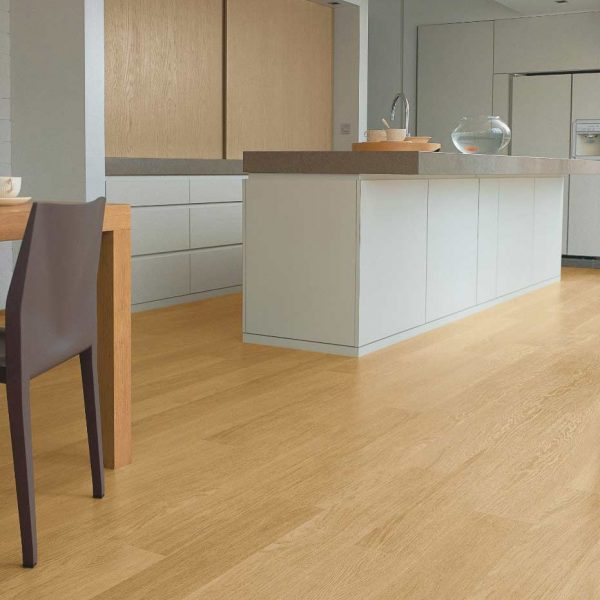 Quickstep Eligna Natural Varnished Oak Planks EL896 - Room