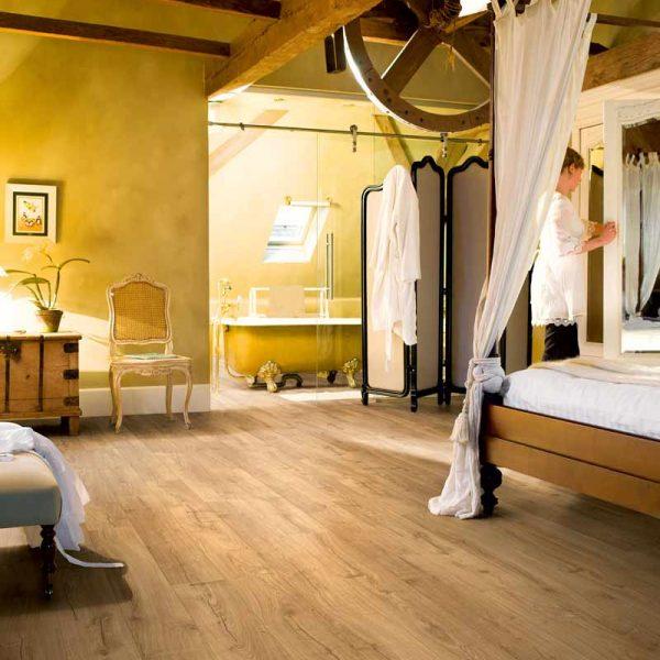 Quickstep Impressive Classic Oak Natural IM1848 - Room