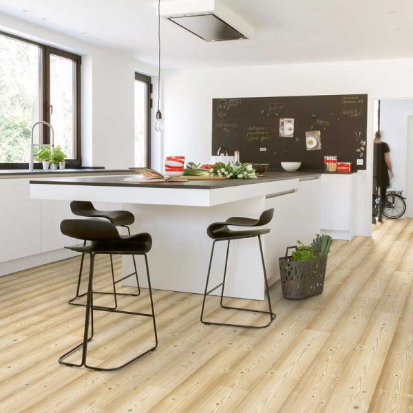 Quickstep Impressive Natural Pine IM1860 - Room