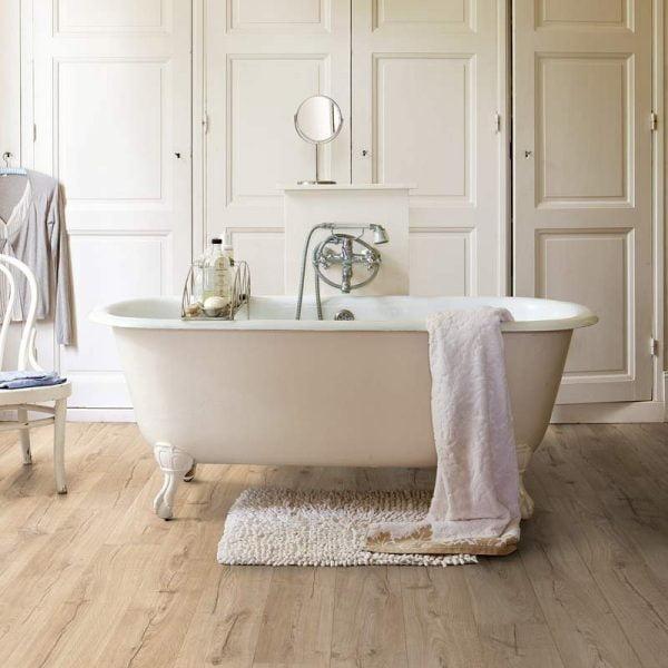 Quickstep Impressive Ultra Classic Oak Beige IMU1847 - Room