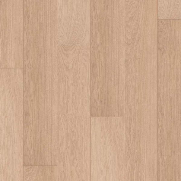 Quickstep Impressive Ultra White Varnished Oak IMU3105