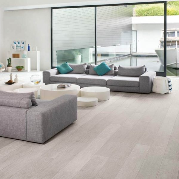 Quickstep Largo Pacific Oak With Subtle Prints LPU1507 - Room