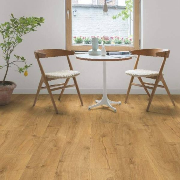 Quickstep Largo Cambridge Oak Natural Planks LPU1662 - Room