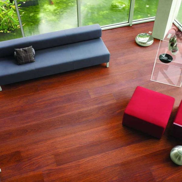 Quickstep Largo Natural Varnished Merbau Planks LPU3988 - Room