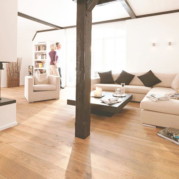 Lushwood Rustic Grade Oak - Room