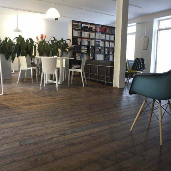 Lushwood Ebony Oak - Room