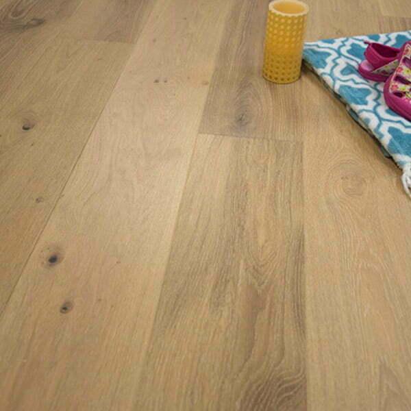 Lushwood Natural Grade Extra Wide Oak - Room