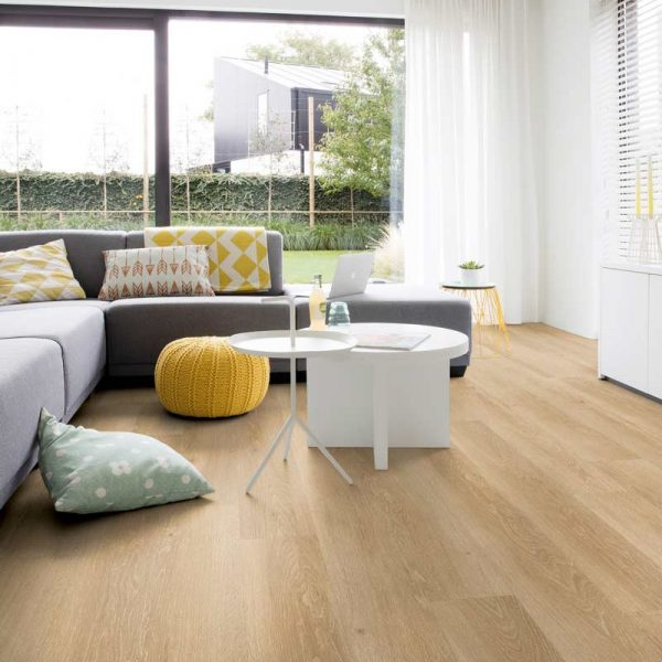 Quickstep Livyn Pulse Click Sea Breeze Oak Natural PUCL40081 - Room