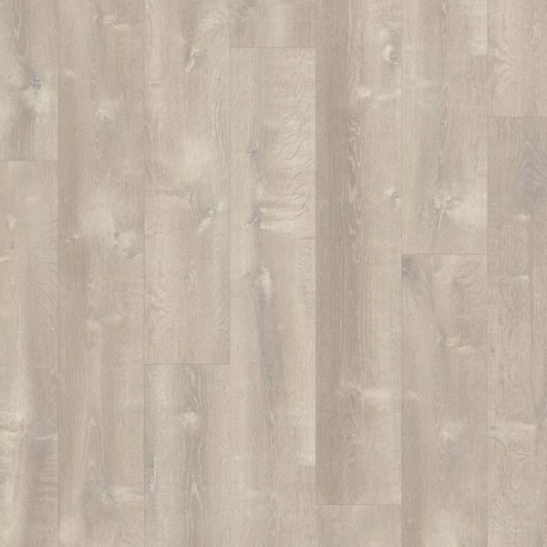 Quickstep Livyn Pulse Click Sand Storm Oak Warm Grey PUCL40083