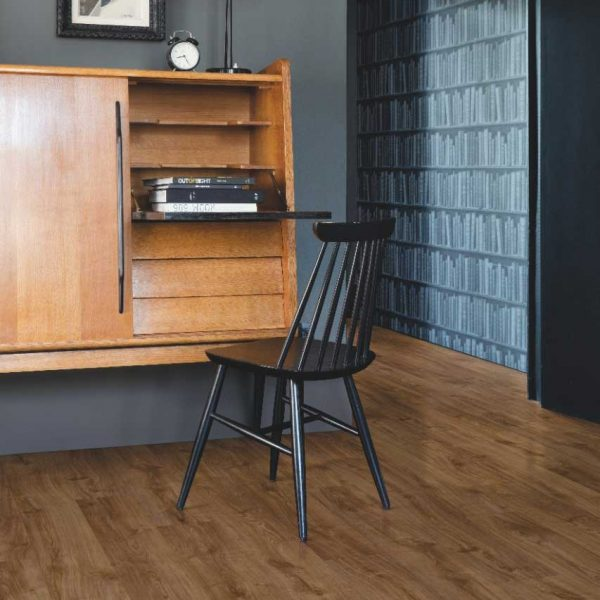 Quickstep Livyn Pulse Click PUCL40090 Autumn Oak Brown - Room