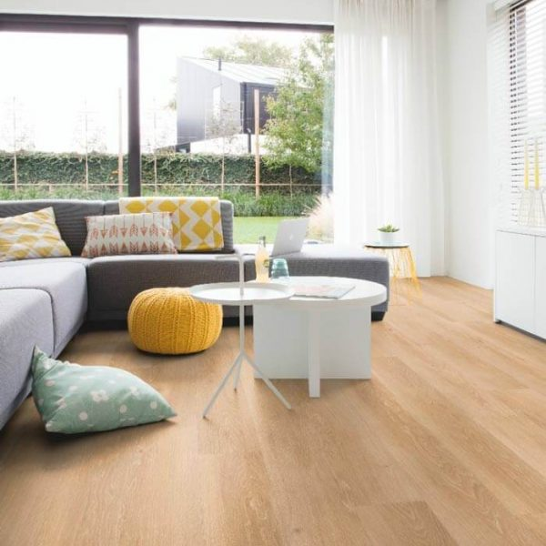 Quickstep Livyn Pulse Click Plus Sea Breeze Oak Natural PUCP40081 - Room