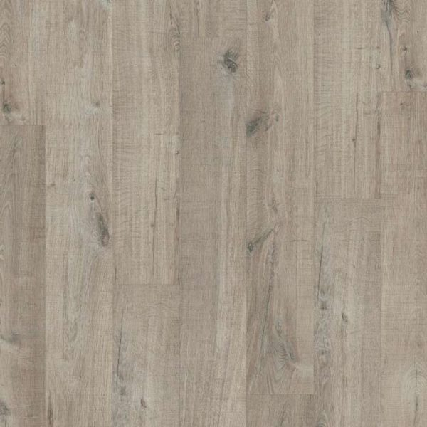 Quickstep Livyn Pulse Click Plus Cotton Oak Grey With Saw Cuts PUCP40106
