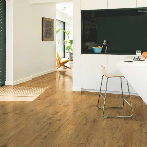 Quickstep Elite White Oak Light Planks UE1491 - Room