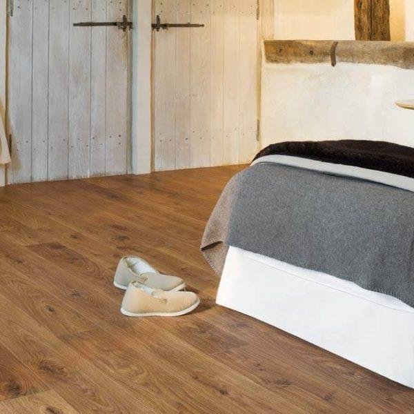 Quickstep Elite White Oak Medium Planks UE1492 - Room