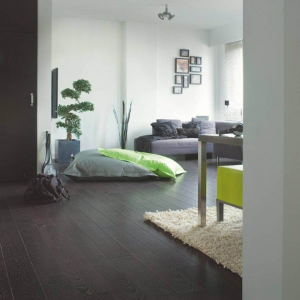 Quickstep Perspective Wenge Planks UF1000 - Room