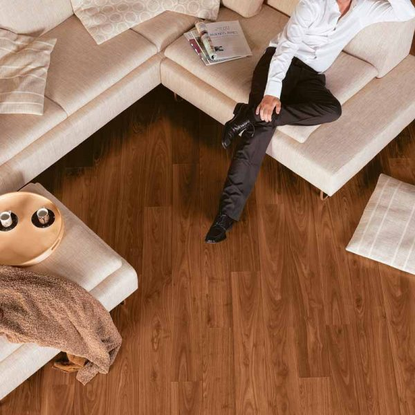 Quickstep Perspective Oiled Walnut Planks UF1043 - Room
