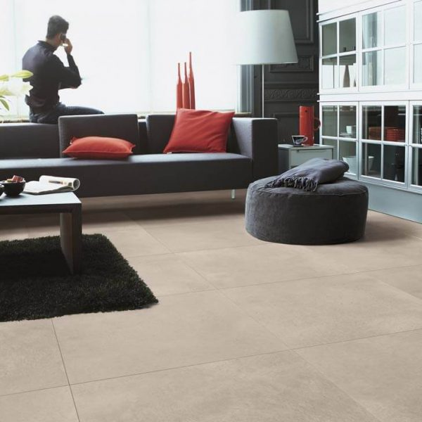 Quickstep Arte Polished Concrete Natural UF1246 - Room
