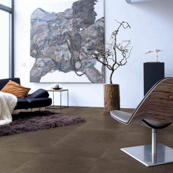 Quickstep Arte Polished Concrete Dark UF1247 - Room