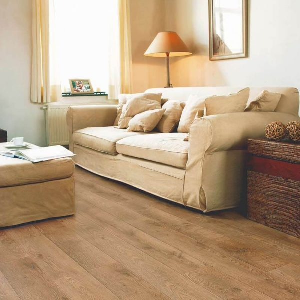 Quickstep Perspective Old Oak Matt Oiled Planks UF312 - Room