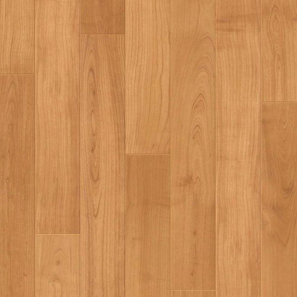 Quickstep Perspective Natural Varnished Cherry Planks UF864