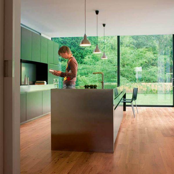 Quickstep Perspective Vintage Oak Natural Varnished UF995 - Room