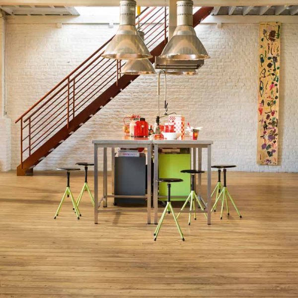 Quickstep Eligna Wide Reclaimed Chestnut Natural Planks UW1541- Room