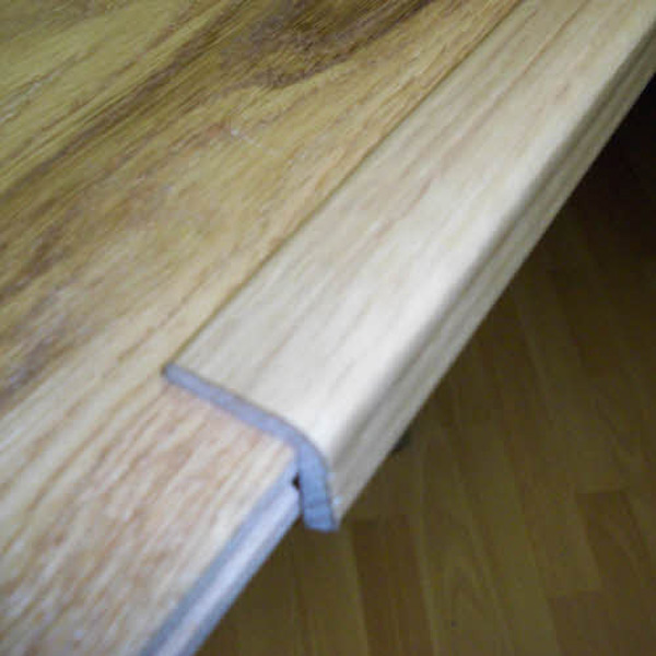 Vaneered L Angle 17 X 17mm