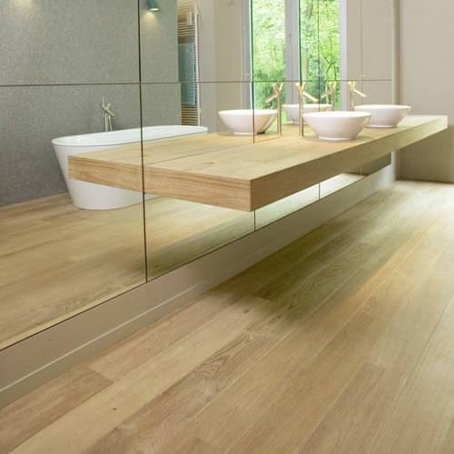 Lushwood 150mm Solid Oak Oiled Abprime Grade One Stop Flooring London