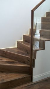 Wooden Stairs London - Bottom