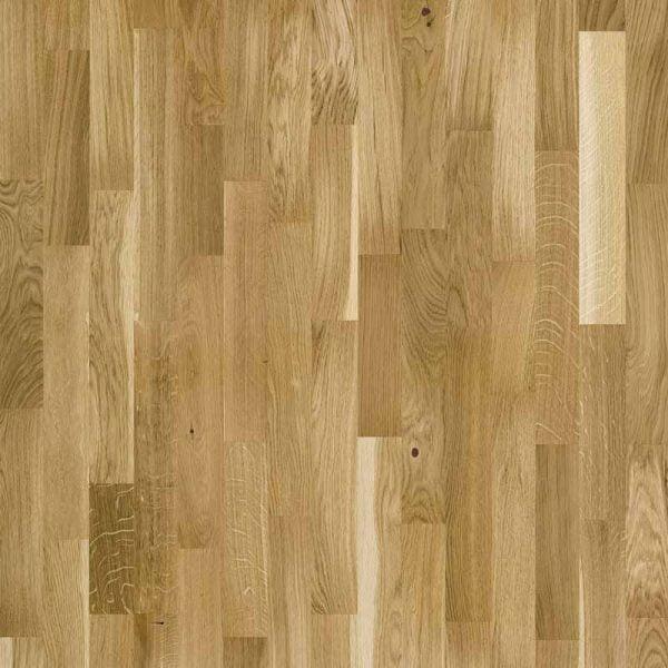 Lushwood Engineered Platinum Oak 3 Strip