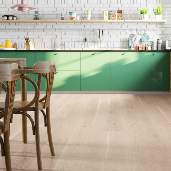 Lushwood Engineered Vdara Oak Plank - Room