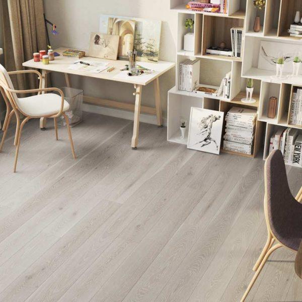 Lushwood Engineered Bellagio Oak Plank - Room