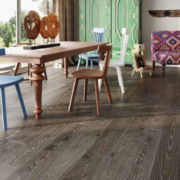 Lushwood Engineered Mandalay Oak Plank - Room