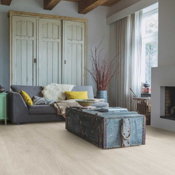 Quickstep Majestic Woodland Oak Grey MJ3547 - Room