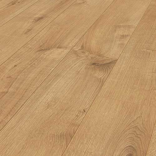 Krono Original Cottage Twin Clic Sherwood Oak Laminate Flooring 5985