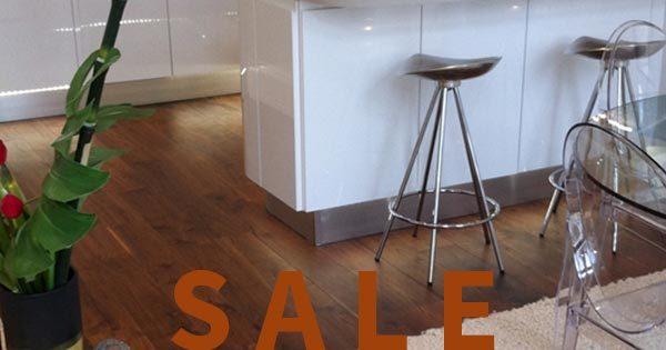 Solid Wood Flooring Sale